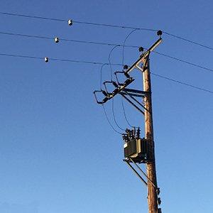 PCC electricity power line compensation